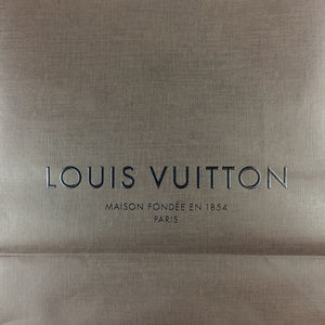 Louis Vuitton Bags - NWT LOUIS VUITTON Paper gift Bag_Medium